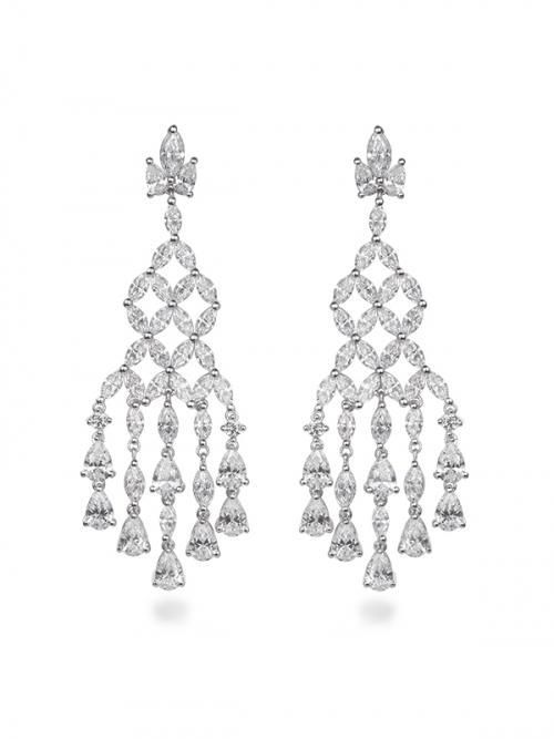 Steven Khalil Demure Chandelier Earrings