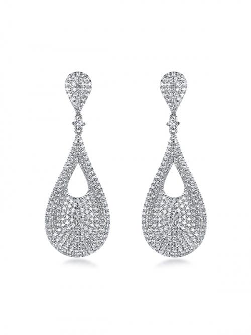 Steven Khalil Morocco Drop Earrings