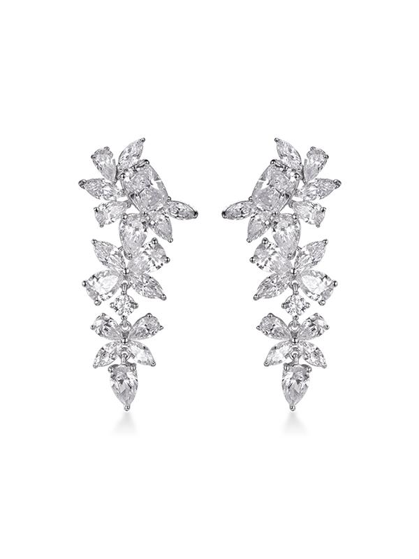 Steven Khalil Paris Drop Earrings