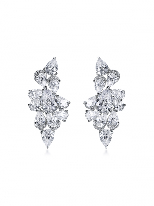 Steven Khalil Amara Drop Earrings