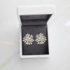 Steven Khalil Mara Cluster Earrings