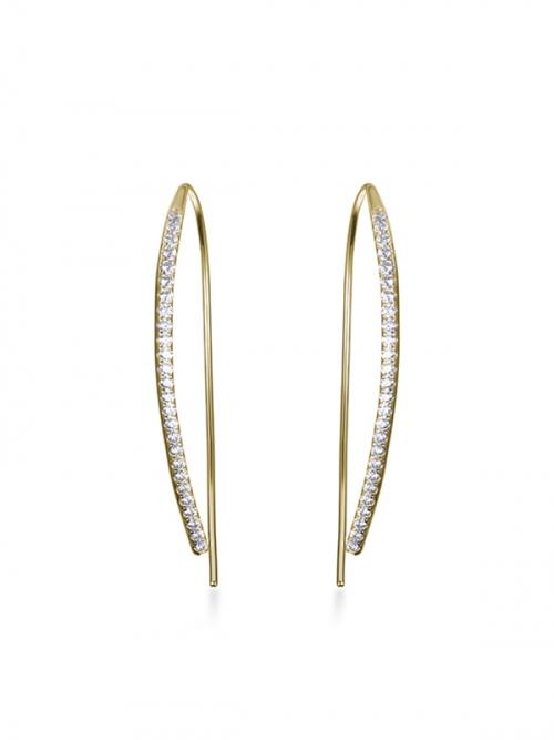 Steven Khalil Orla Drop Earrings